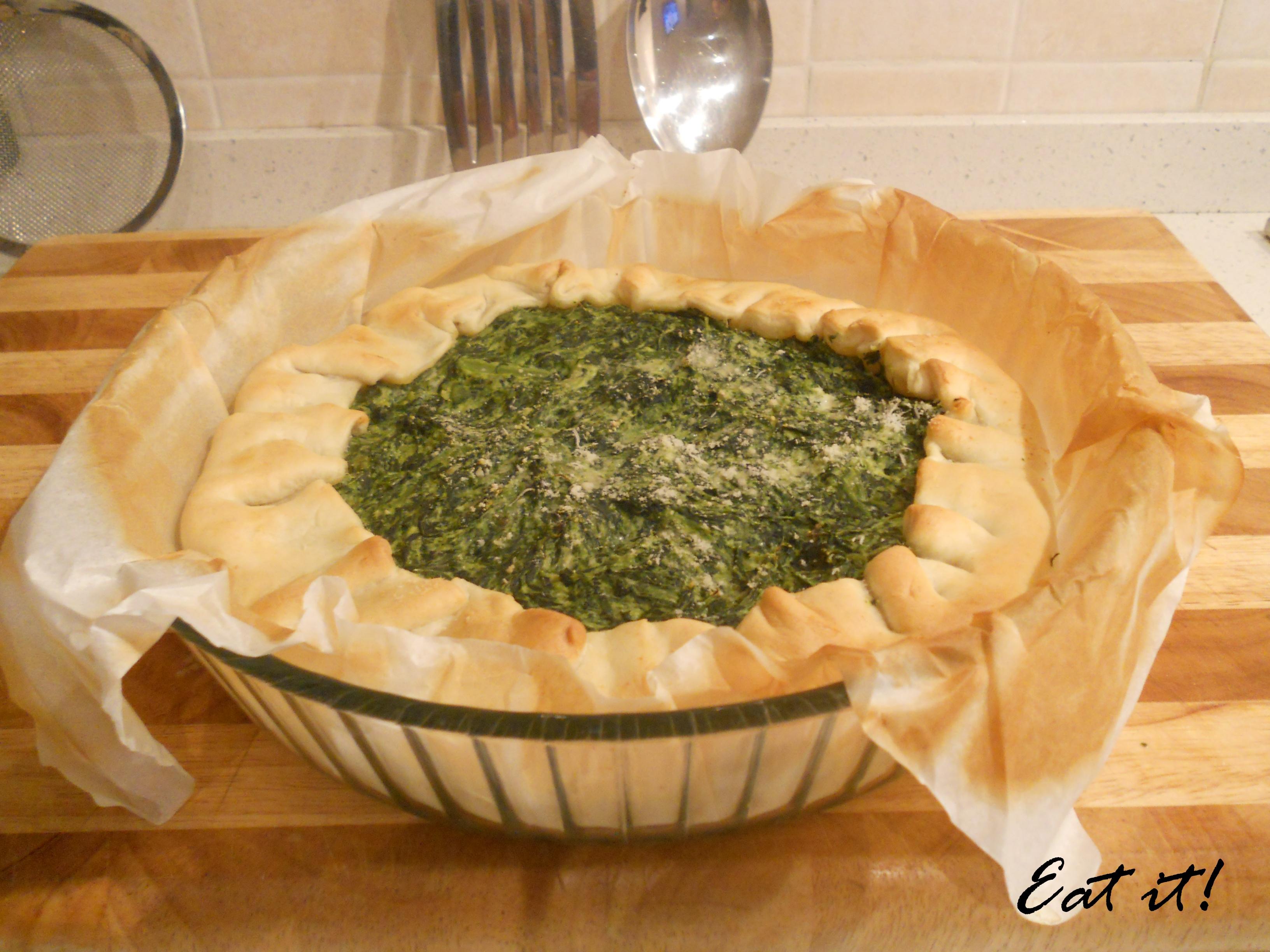 Torta salata tradizionale