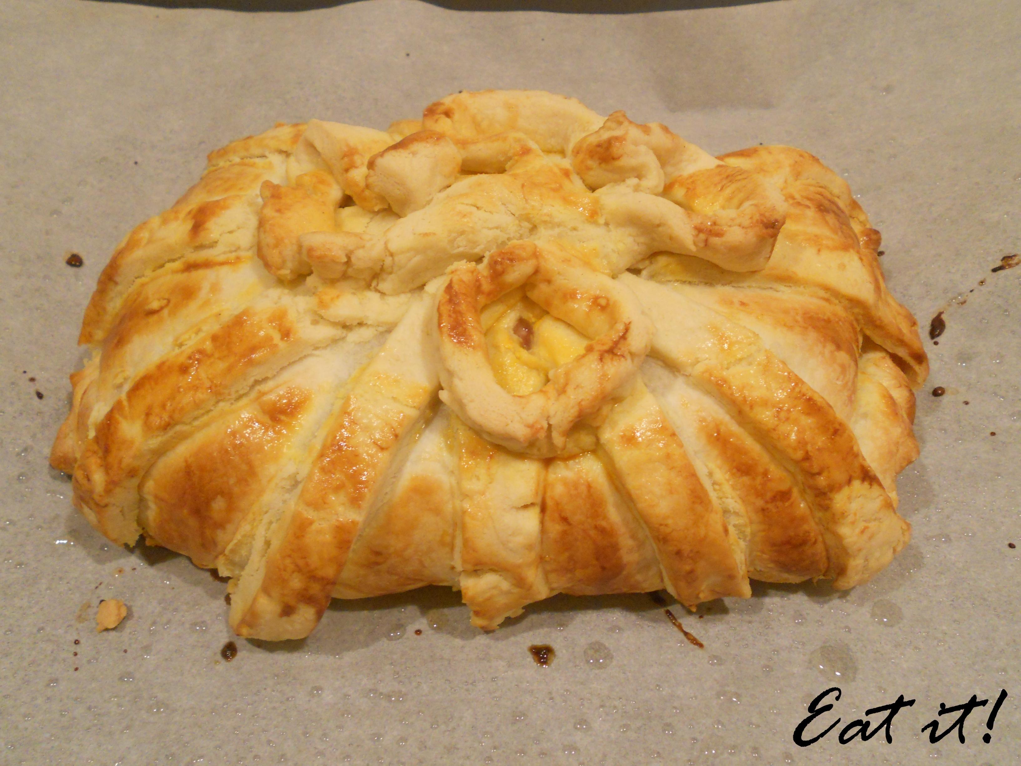 Filetto in crosta - Cottura ultimata