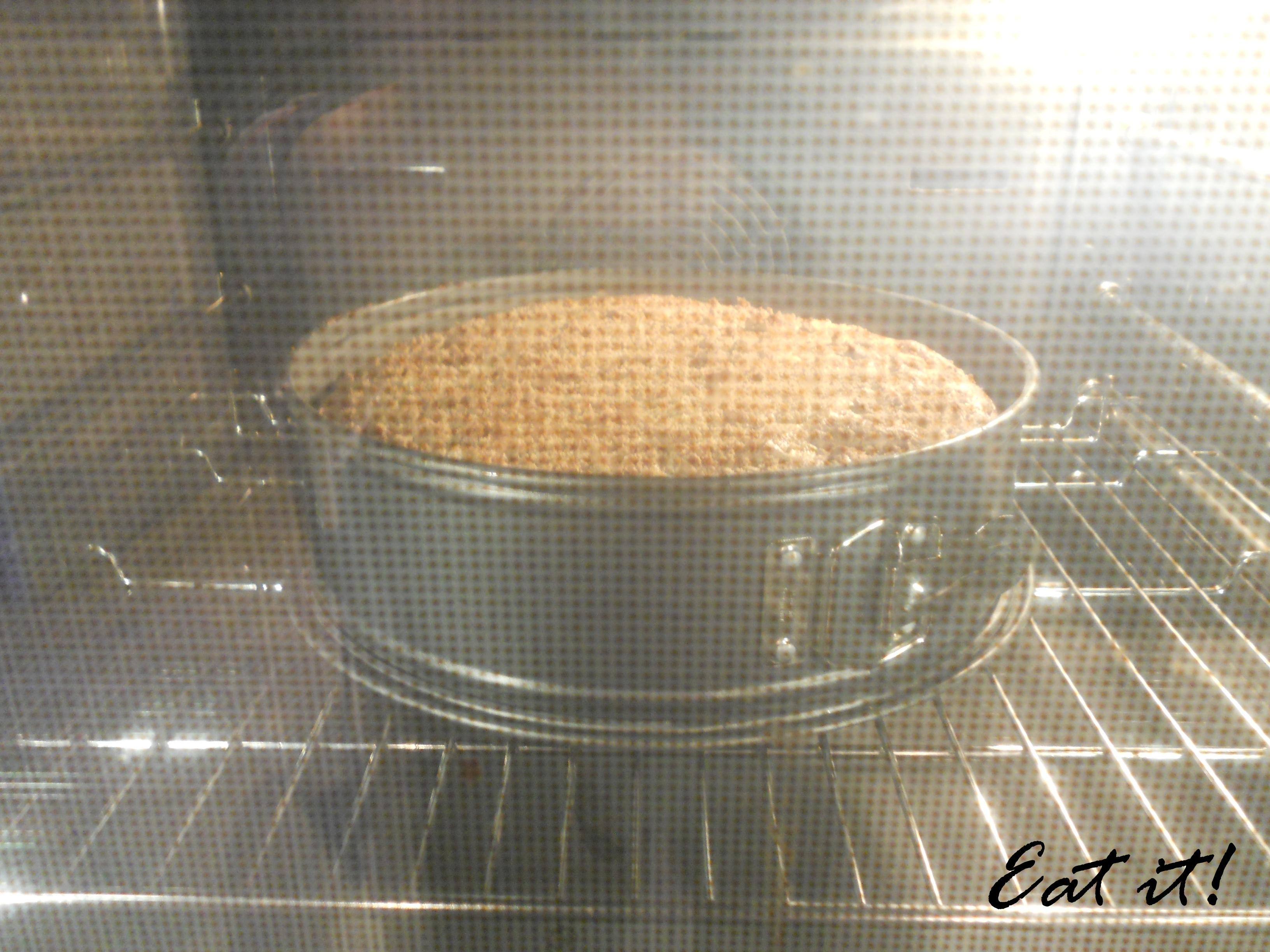 Torta pere, cioccolato e amaretti - In forno