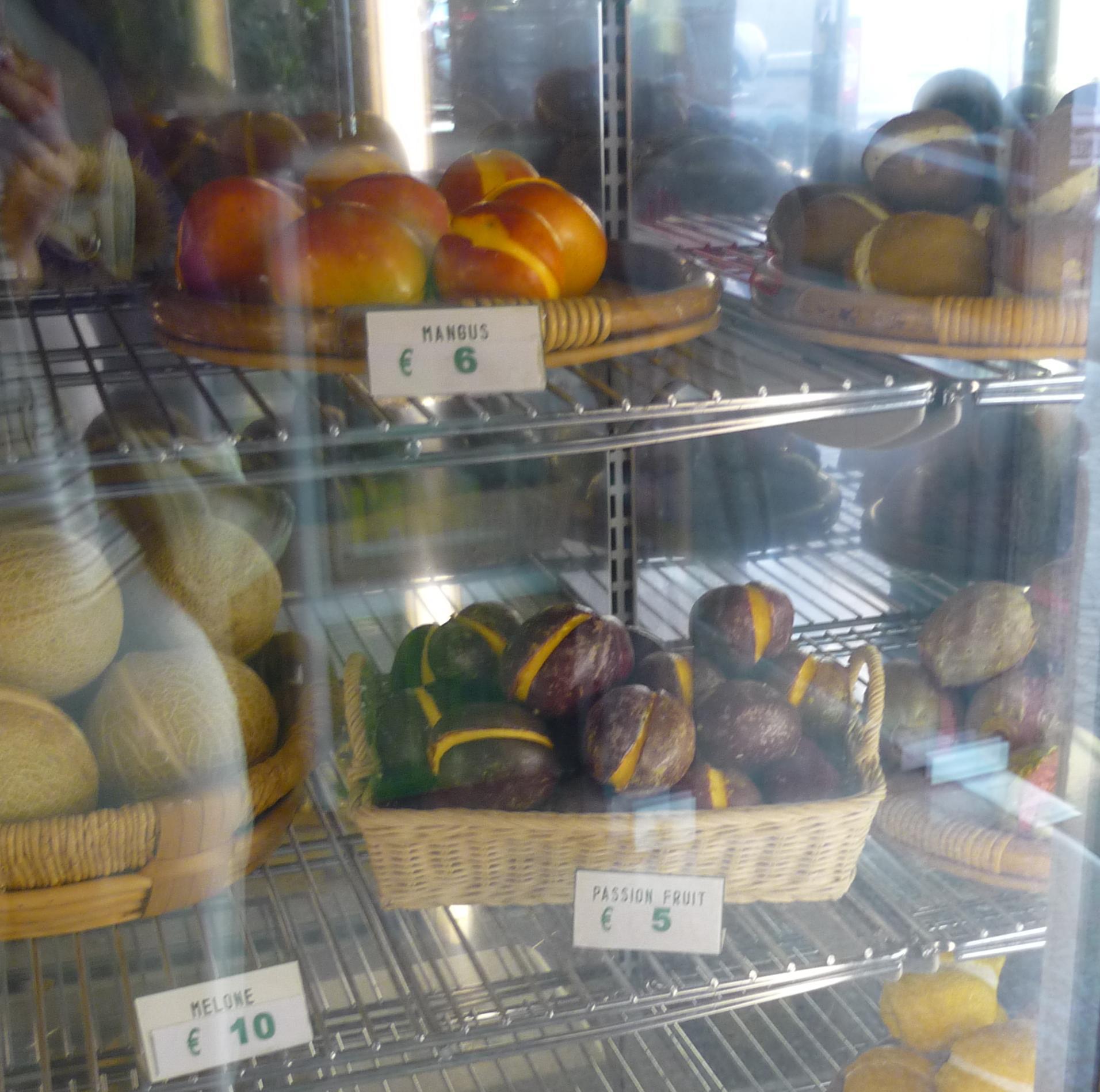 La Bottega del Gelato - Frutta ripiena