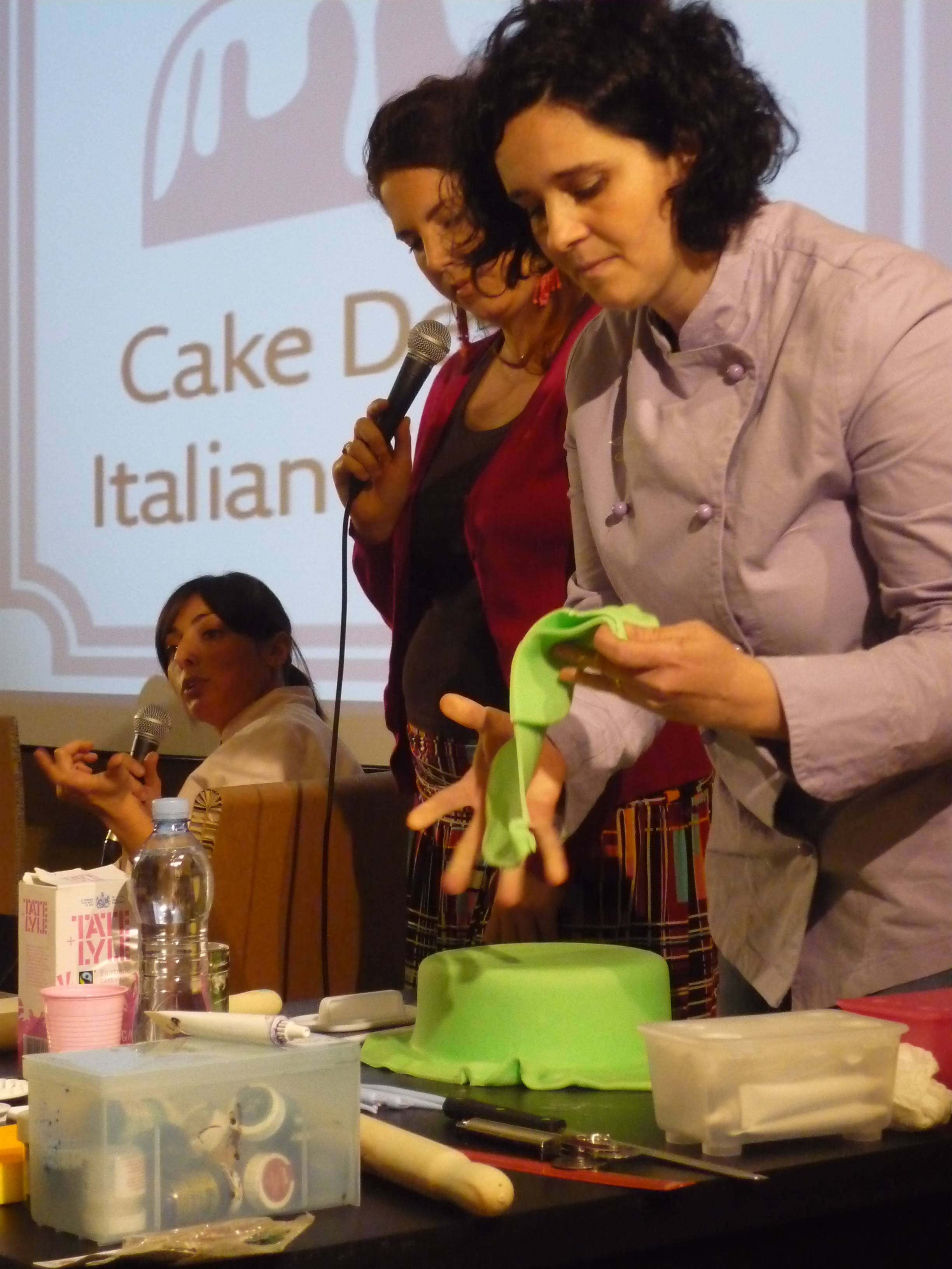 Corsi di cake design by Silovoglio events! Eatitmilano