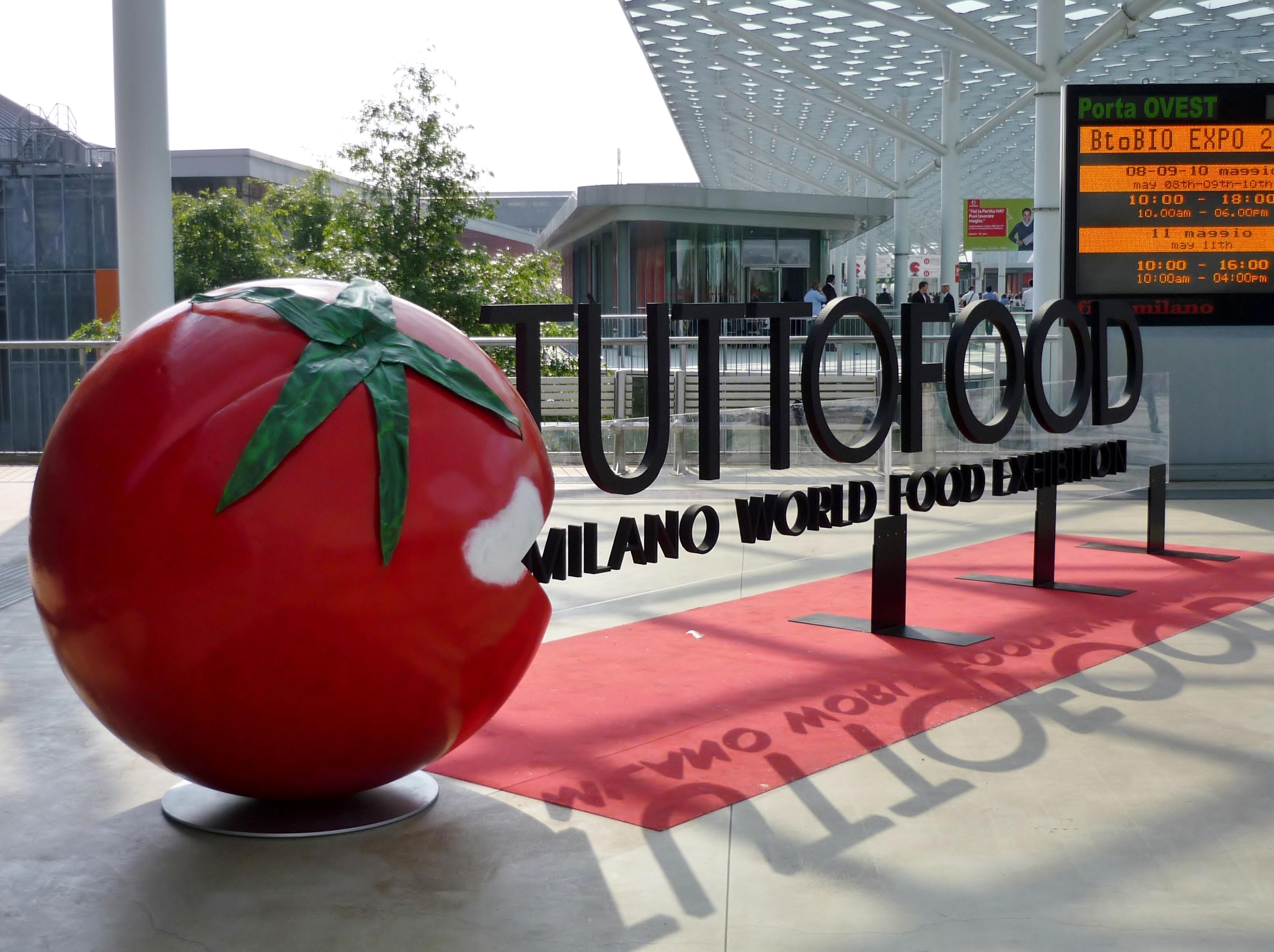 TuttoFood - L'entrata
