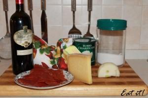 Risotto bresaola e bitto - Ingredienti
