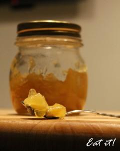 Mostarda mantovana di mele