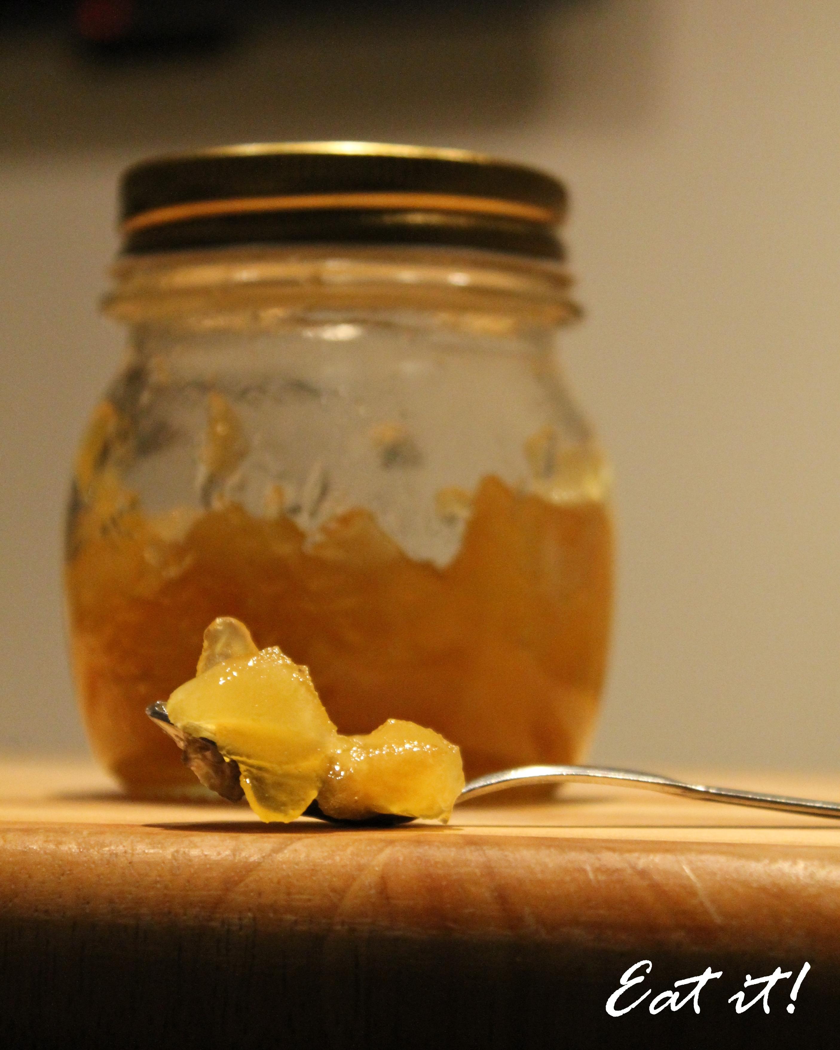 mostarda mantovana di mele eatitmilano