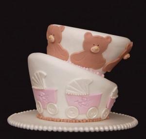 wonky cake - Cristina Caccia