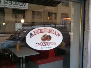 Esterni American Donut