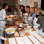 Lezione di cucina 2
