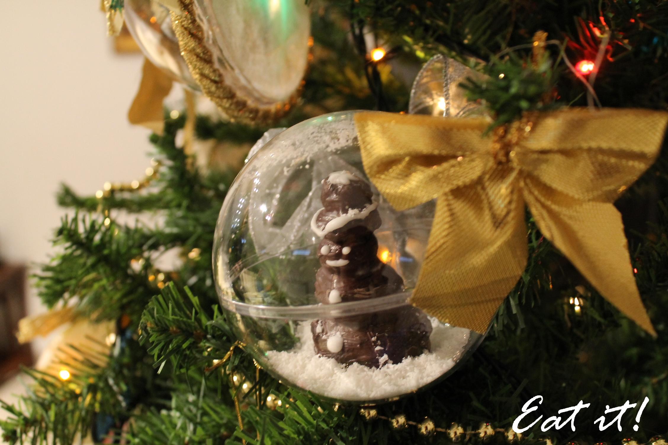 Foto Dentro Palline Di Natale.Palle Di Natale Con Sorpresa Al Cioccolato Eatitmilano