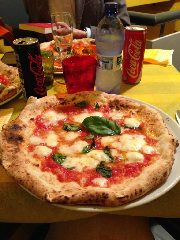 Pizza Bella Margherita