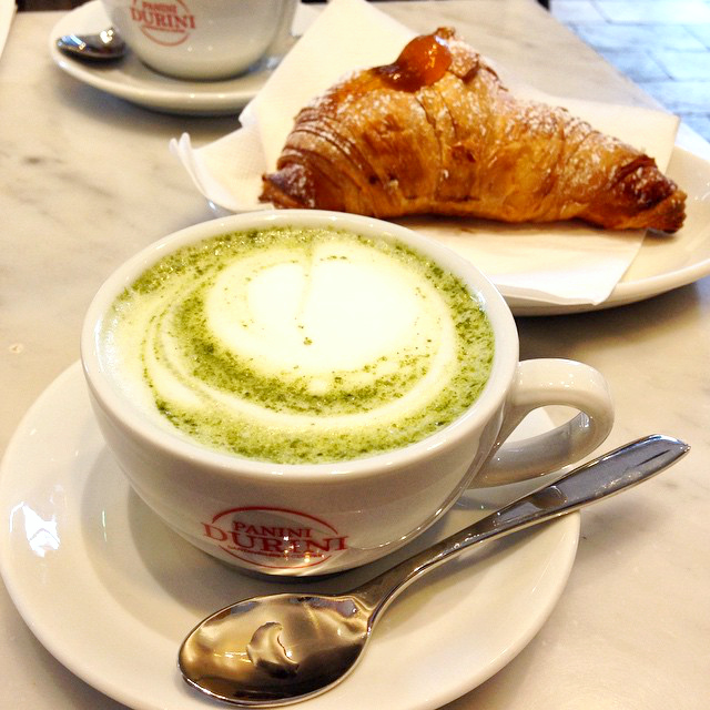 Cappuccino Matcha