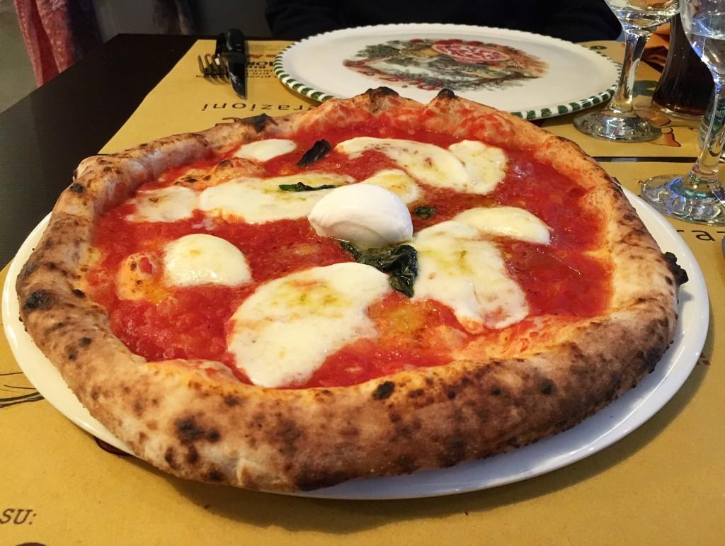 Pizza bufalotta Zio Provolone
