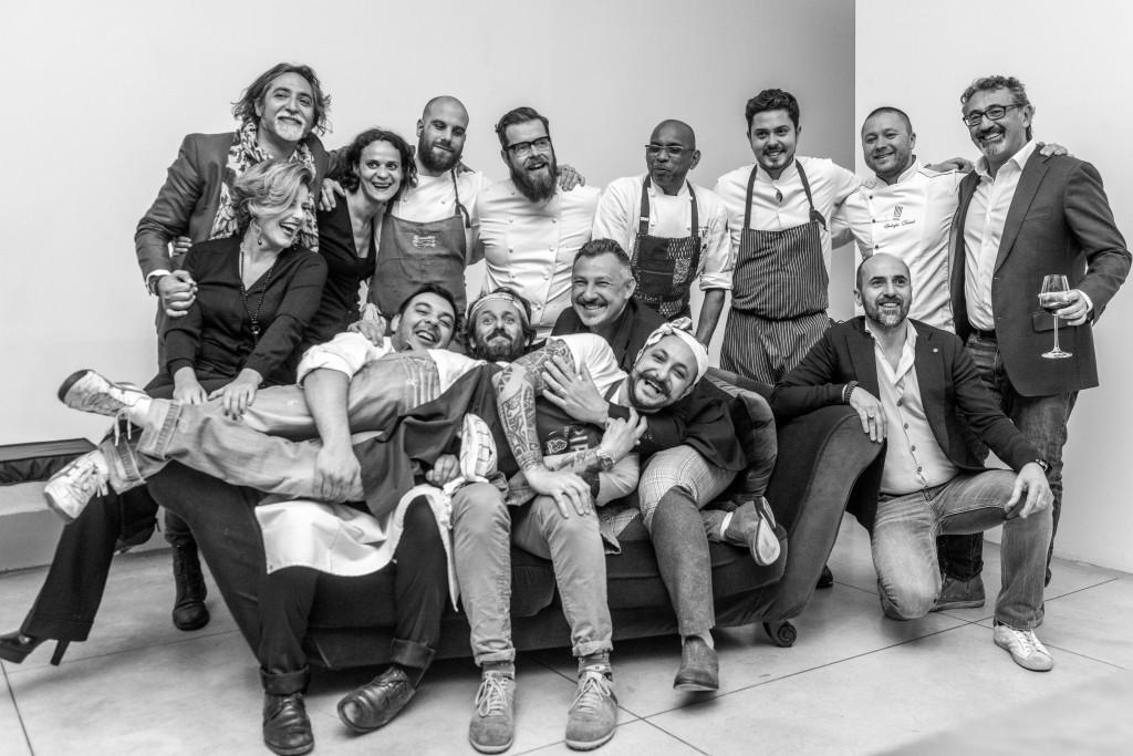 Kitchen Mood alle stelle i dieci chef