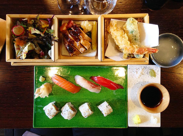 Sushi B - Bento Box