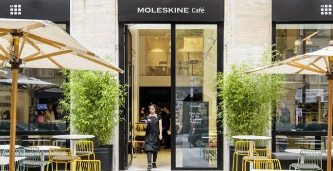 Con Moleskine ora si beve anche il caffè