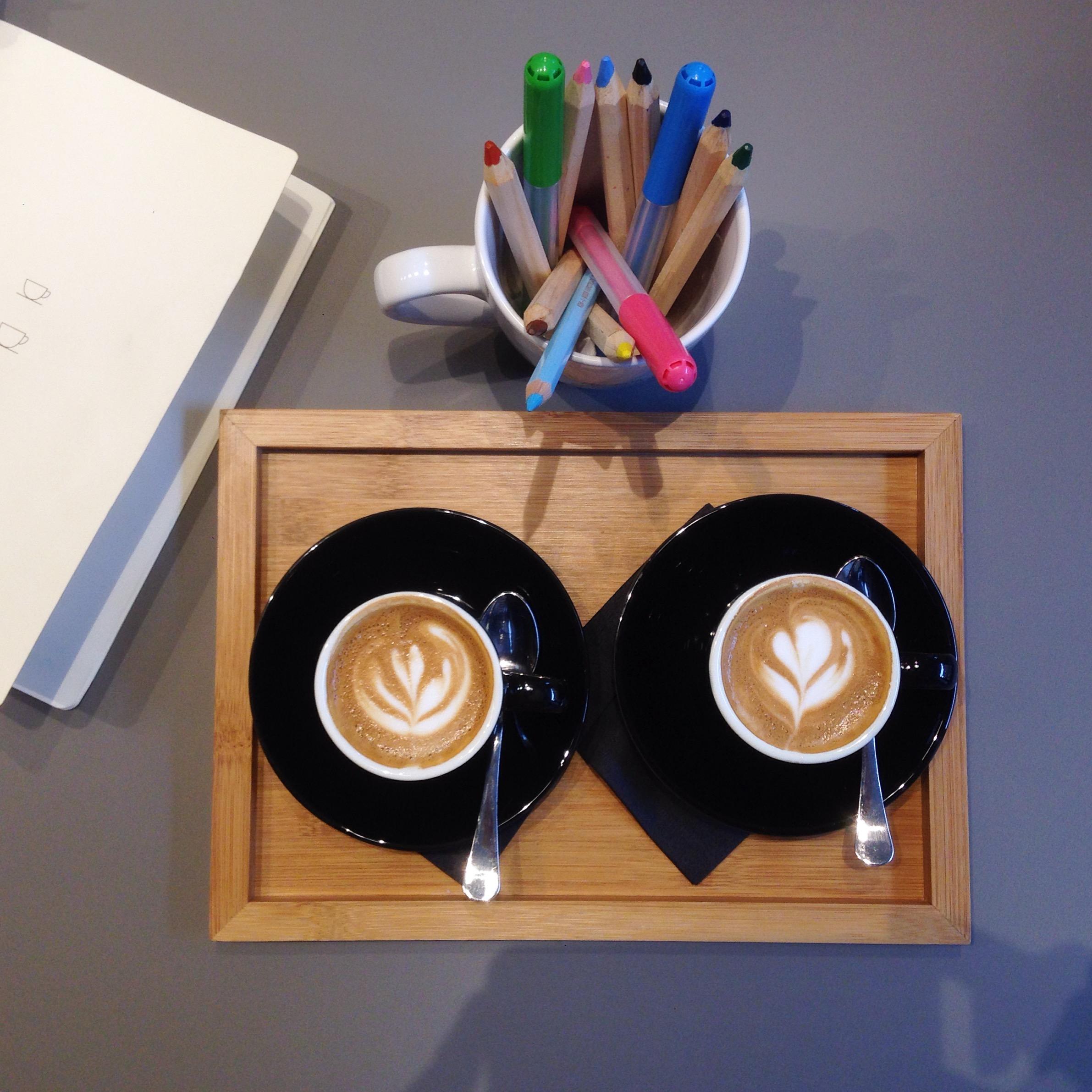 Moleskine cafè