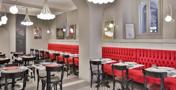 Un'ottima brasserie francese a Milano. Pourquoi pas? Perché sì!