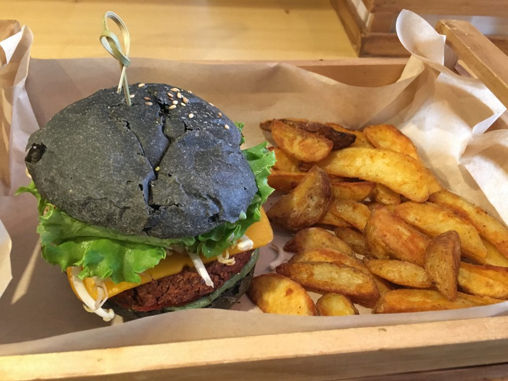 flower-burger