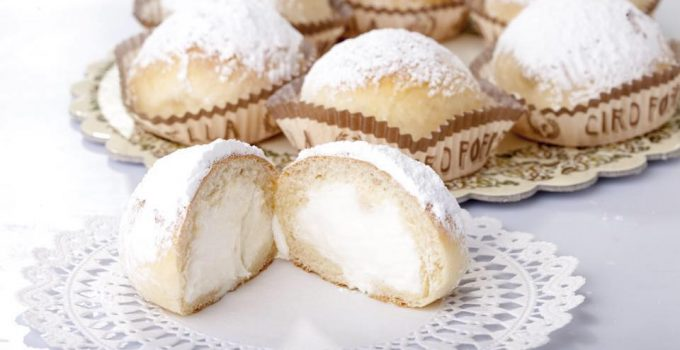 Dove trovare a Milano i Fiocchi di neve, i dolci che fanno impazzire Napoli