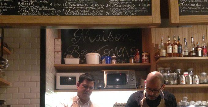 Maison Bretonne, la vera galette bretone a Milano