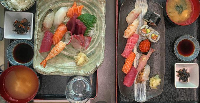 Osaka, la pausa pranzo giapponese (autentica) di Milano