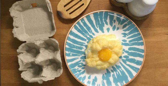 Le uova nuvola: la ricetta che sta facendo impazzire il web!