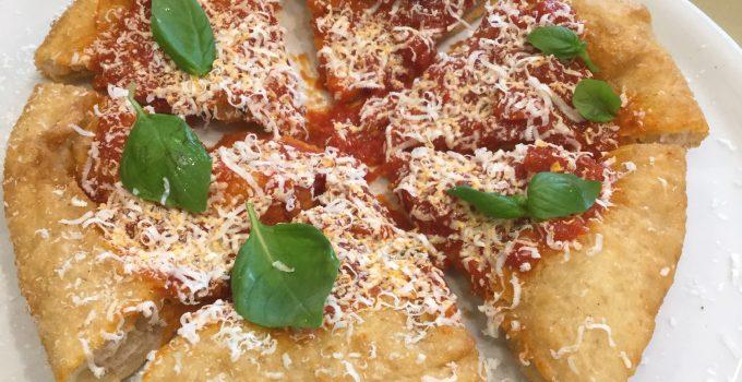 Parte Da Zero la pizza del cilento che delizia Milano