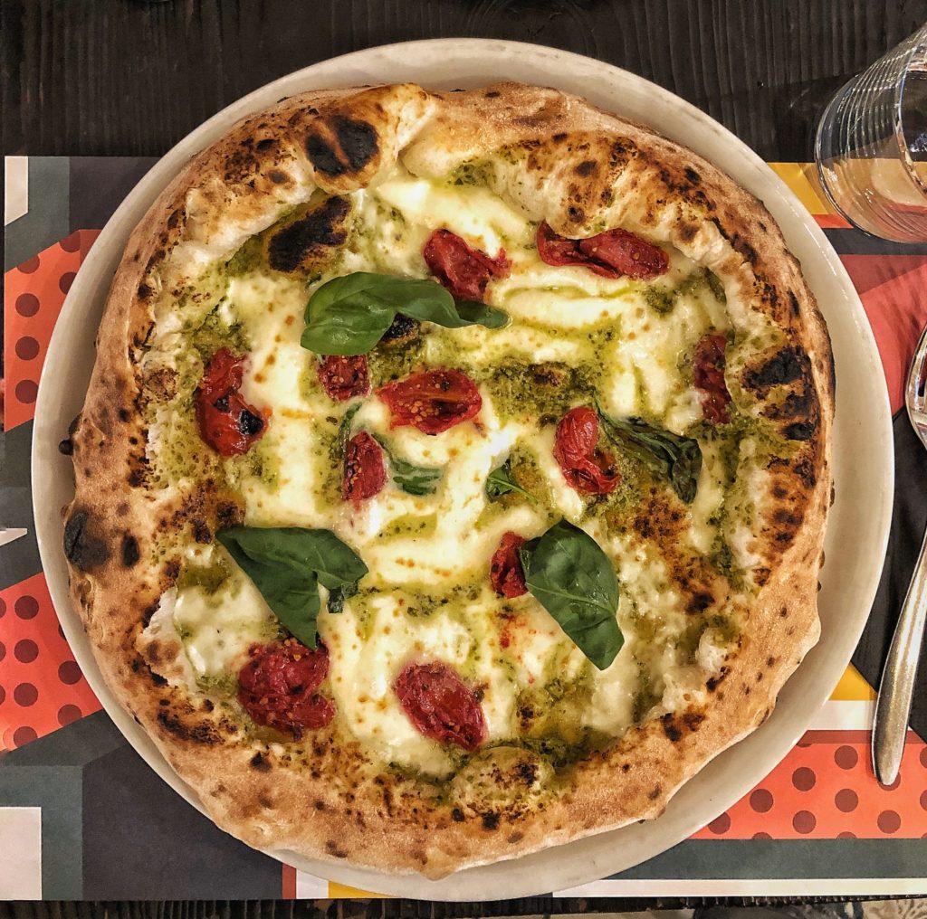 Pizza Ferrara, Pizzeria P