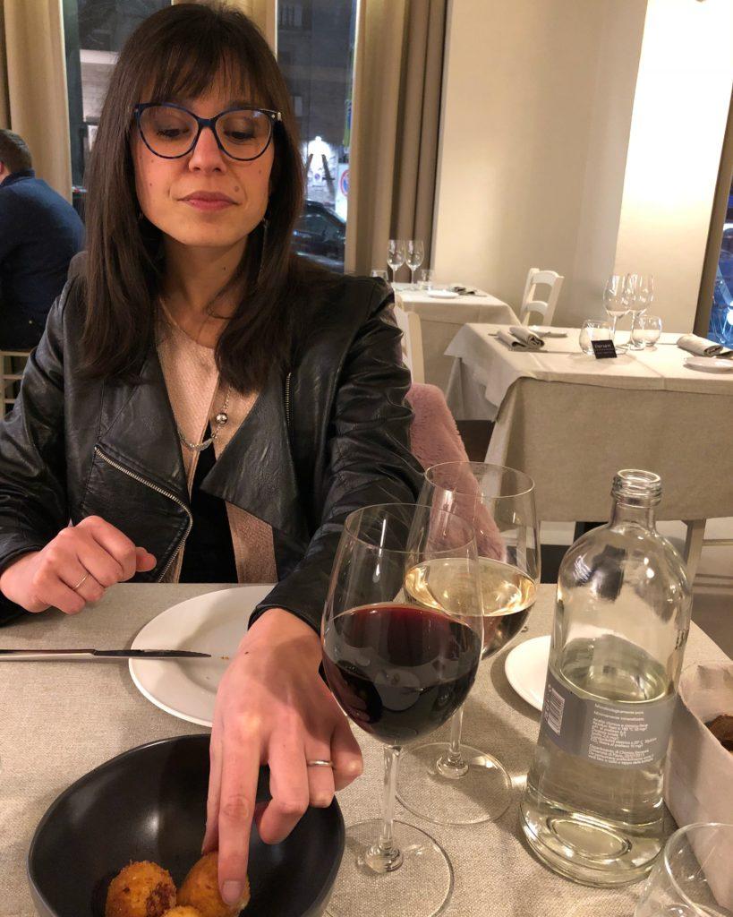 Le crocchette cacio e pepe 2