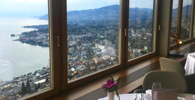 Ristoranti da sogno: Le Bellevue di Montreux, il gioiello del Glion Institute