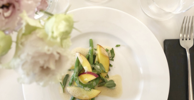 Cucina green e a km zero a Busto Arsizio da Flora, il ristorante dei fratelli Escalante