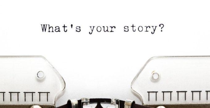 Ricomincio da ciò che più amo fare: raccontare storie