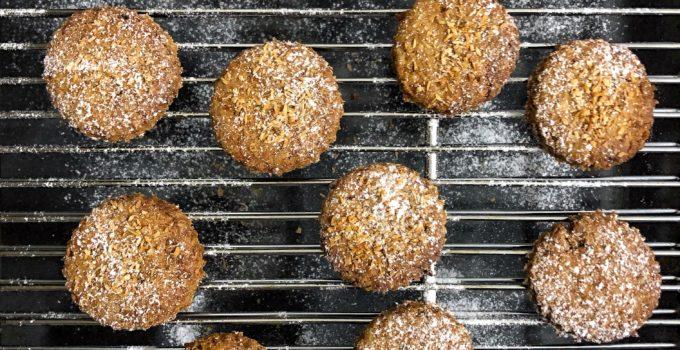 Biscotti di frolla integrali senza uova né burro