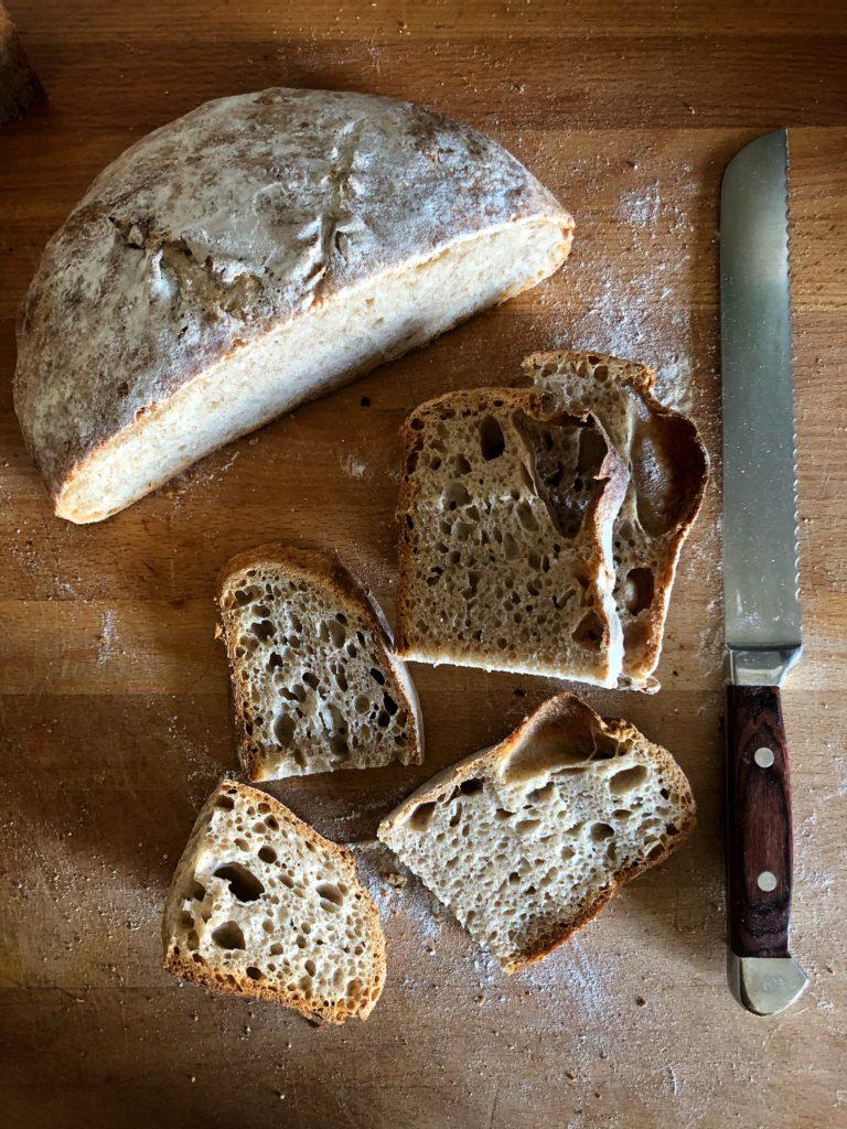 Come fare il pane con il lievito madre